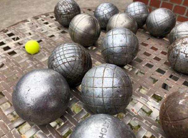 RÜCKBLICK > Boule-Turnier am 1. Mai